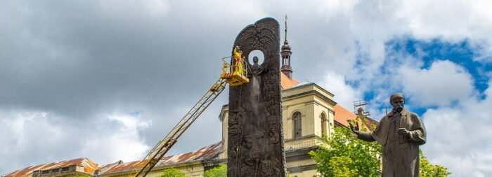 очистка памятников