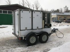 дизельный парогенератор